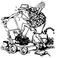 mower servicing