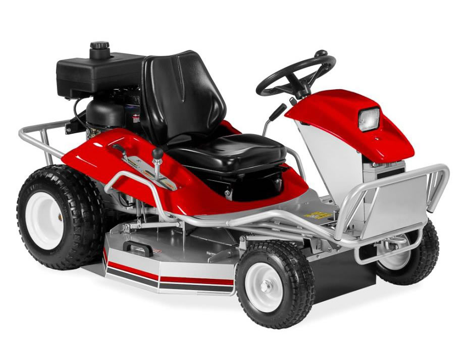 LAWNKING VENTURER BANK MOWER